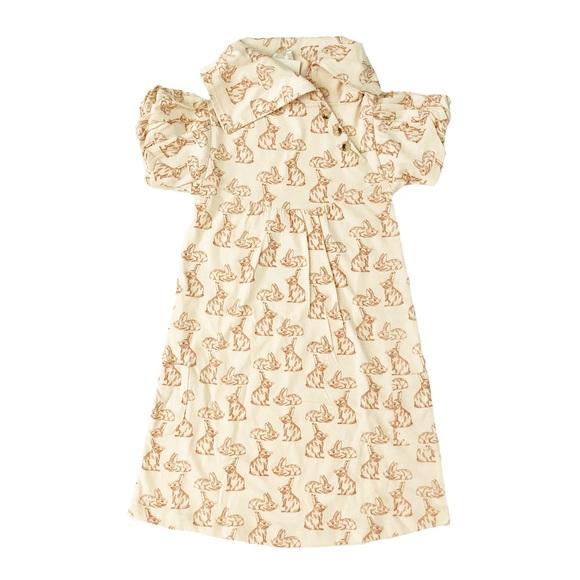 a4cf20d6542 Kate Quinn Organics Dresses | Nwt Kate Quinn Organic Bunny Dress Sz ...
